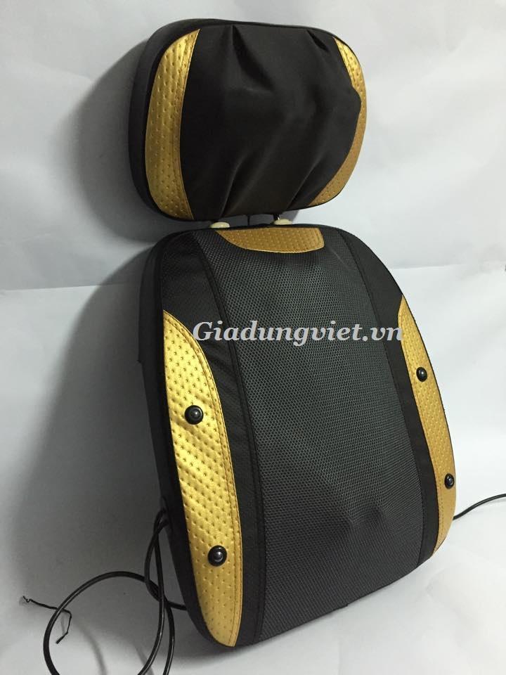 Ghế massage toàn thân Deluxe massage Cushion phần matxa cổ và lưng