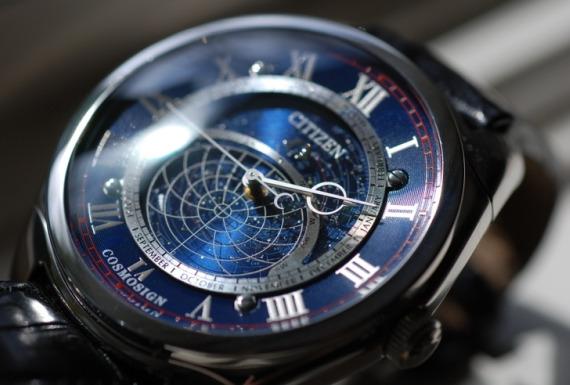 Lịch sử đồng hồ hàng hiệu Citizen