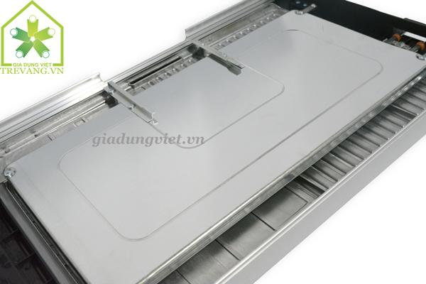 Bếp nướng điện không khói Samsung GR 204N cho món nướng ngon