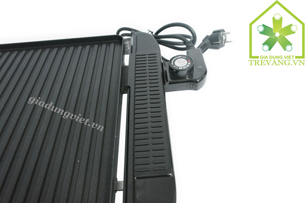 Bếp nướng điện không khói Samsung GR 204N rãnh ngăn