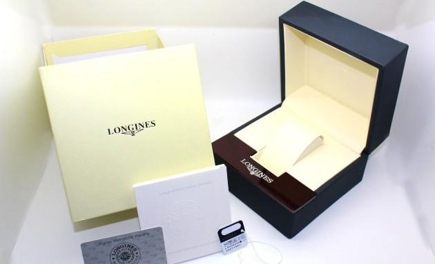 Đồng hồ Longines L.2.669.4.0.05 hộp đựng sang trọng