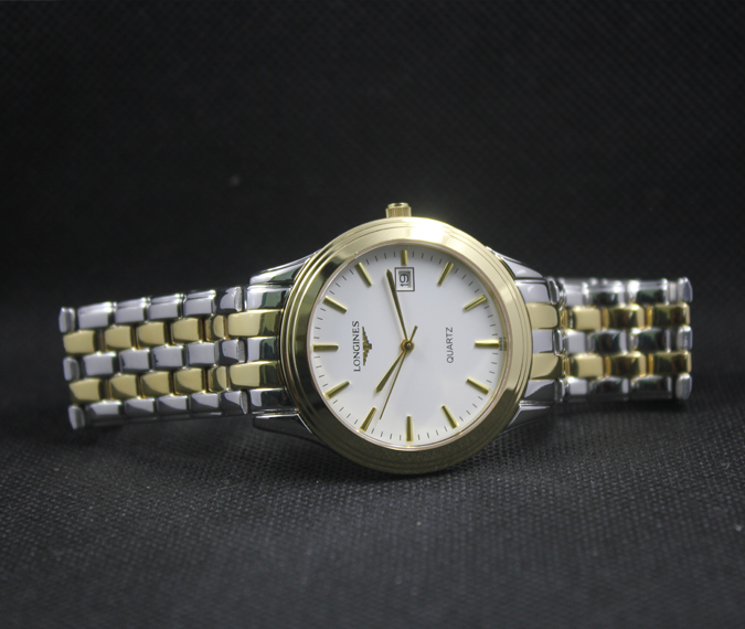 Đồng hồ Longines L4.774.3.00.5 Quartz Thuỵ Sỹ