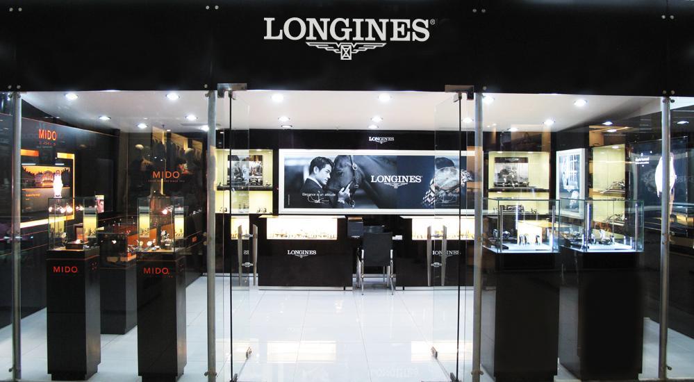 Trung tâm bảo hành đồng hồ Longines chính hãng
