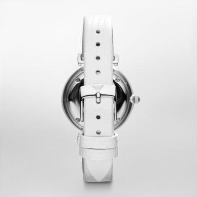 đồng hồ Armani 1680 dây đeo da