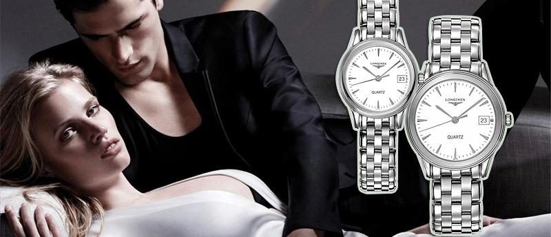 Đồng hồ Longines L4.774.3.00.9 mẫu đồng hồ đôi cao cấp