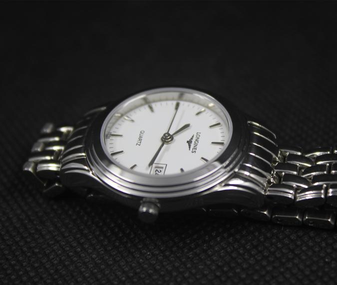 Đồng hồ Longines L4.774.3.01.0 mặt kính Sapphire