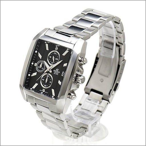 đồng hồ nam Casio EFR-550D-1A lịch lãm