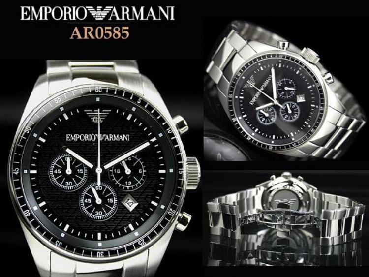 đồng hồ nam Armani AR-0585 sang trọng