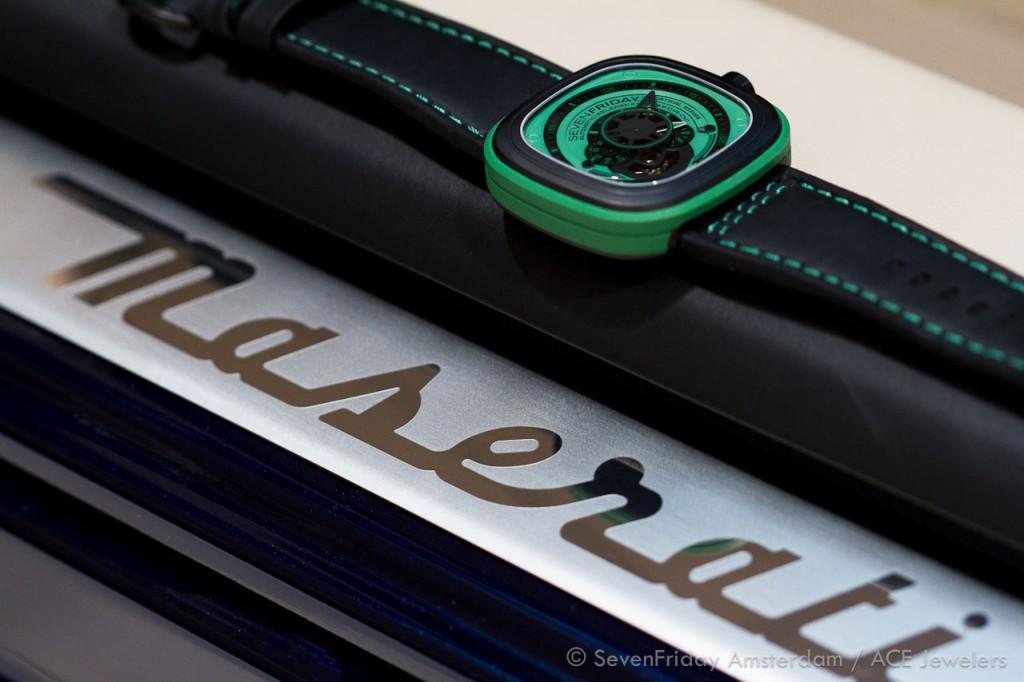 Đồng hồ Sevenfriday P1-5 đẳng cấp thượng lưu