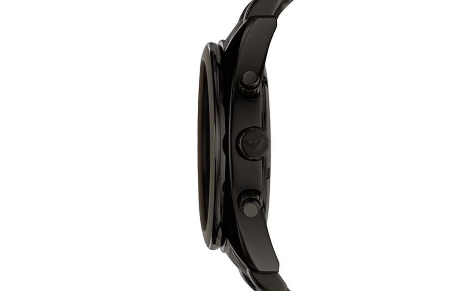 Đồng hồ Armani AR5953 núm chỉnh giờ