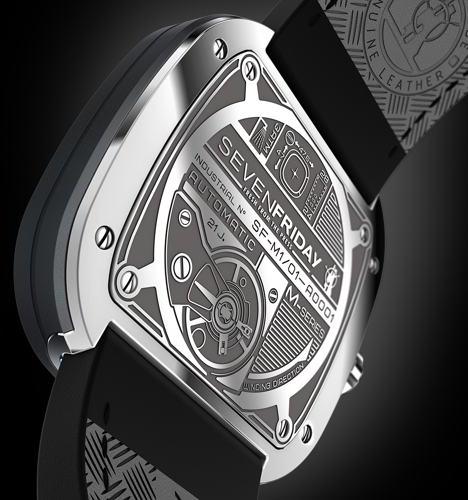 Đồng hồ Sevenfriday M1-1 dành cho nam