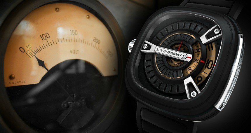 Đồng hồ Sevenfriday M2-1 phong cách thượng lưu