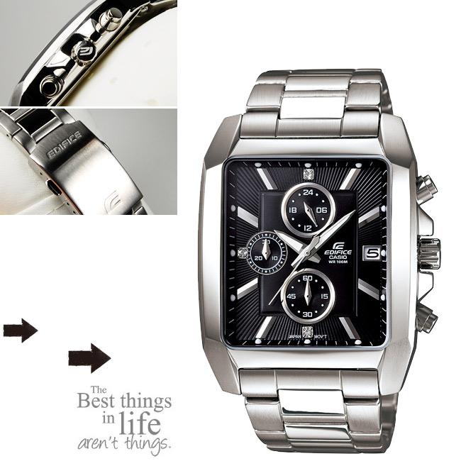 đồng hồ nam Casio EFR-550D-1A sang trọng