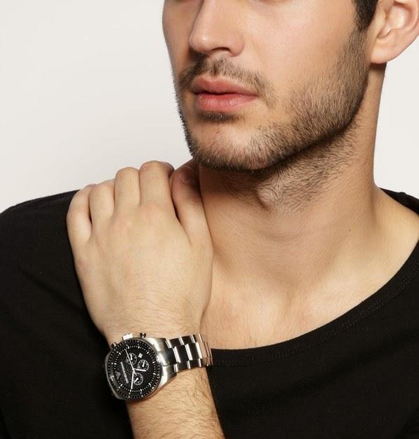 đồng hồ nam Armani AR-0585 quý phái