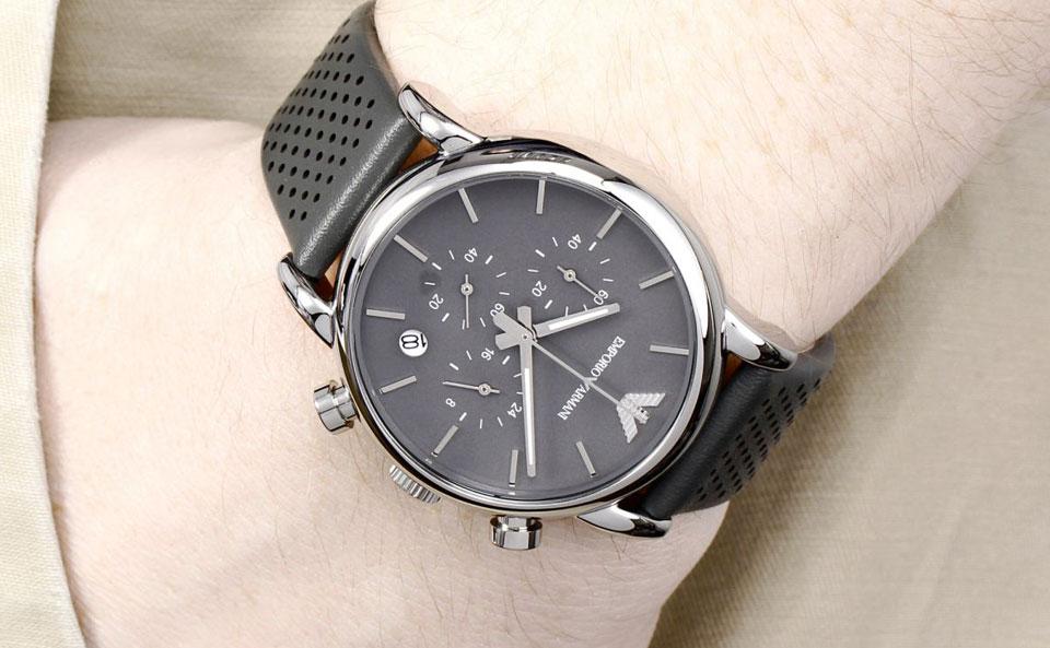 Đồng hồ Armani AR1735 sang trọng