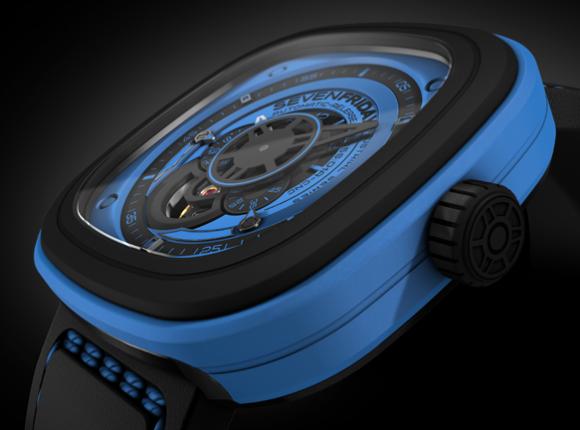 Đồng hồ Sevenfriday P1-4 chốt