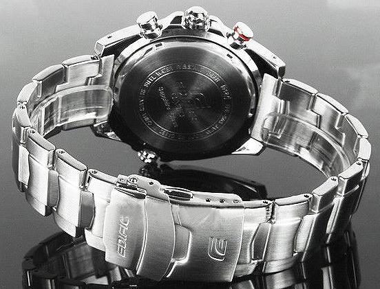 đồng hồ nam Casio EF-503D-1AV dây đeo