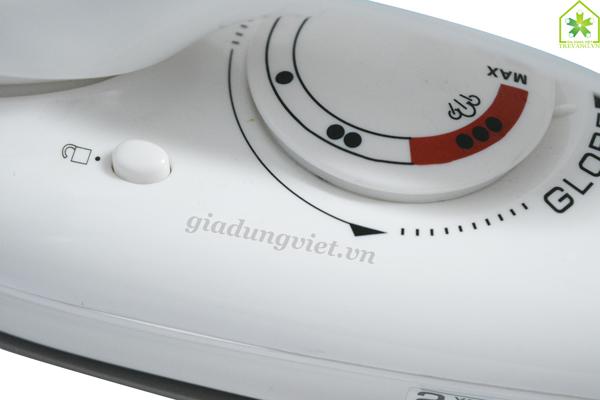Bàn là hơi nước BlueStone SIB-3815B điều chỉnh khóa an toàn