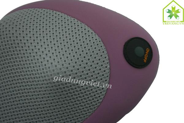 Gối massage hồng ngoại Magic DC12V điều chỉnh
