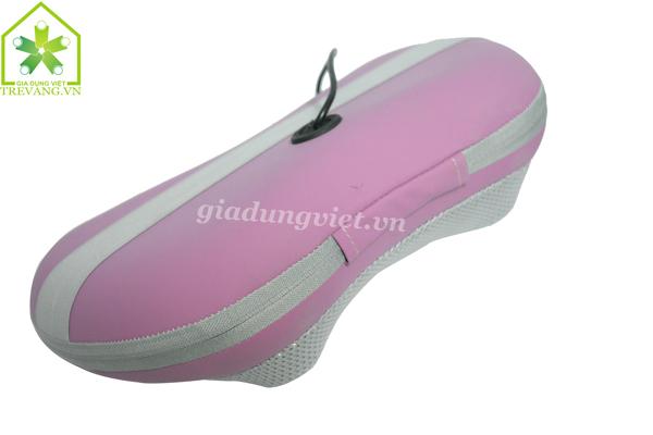 Gối massage hồng ngoại Magic DC12V nghiêng