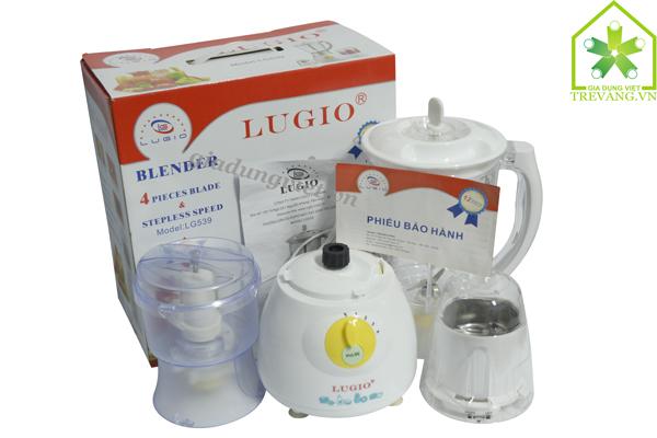 Máy xay sinh tố LUGIO LG 539