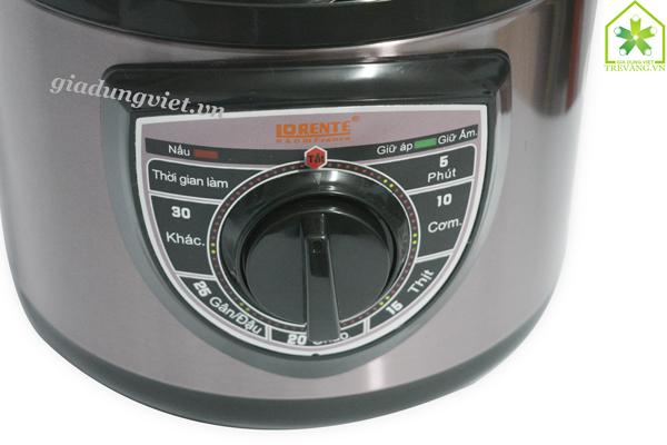Nồi áp suất đa năng Lorente LT-928 bộ chỉnh nhiệt