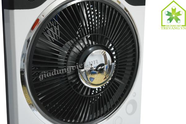 Quạt hơi nước Jiplai WY-33A12 màn bảo vệ cánh quạt