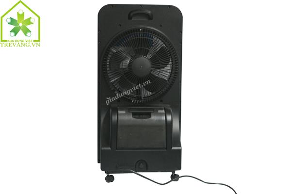 Quạt hơi nước Jiplai WY-33A12 thiết kế mặt sau