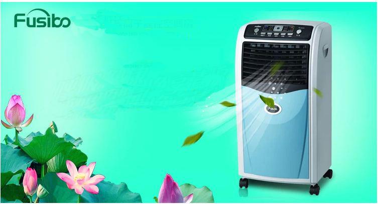 Quạt hơi nước Fusibo FB-EL616 làm mát hiệu quả