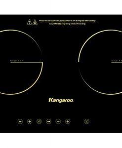Bếp đôi hồng ngoại Kangaroo KG495i
