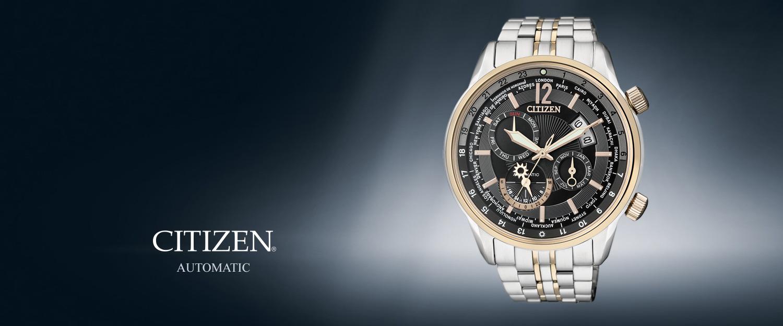 Đồng hồ Citizen automatic
