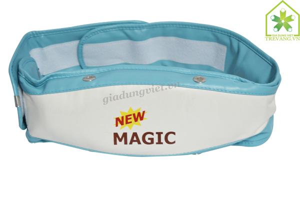 Đai massage Magic NEW XD-501 giảm béo bụng