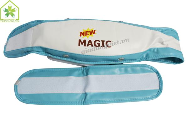 Đai massage Magic NEW XD-501 tiện dụng