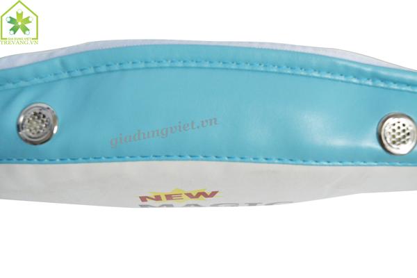 Đai massage Magic NEW XD-501 tản nhiệt nóng