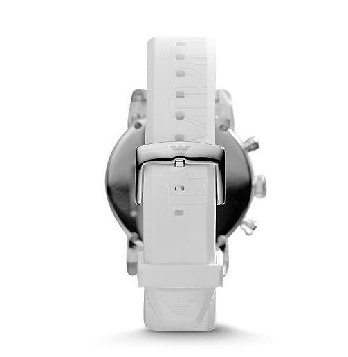 Đồng hồ Armani AR1054 nữ với chốt bấm dây