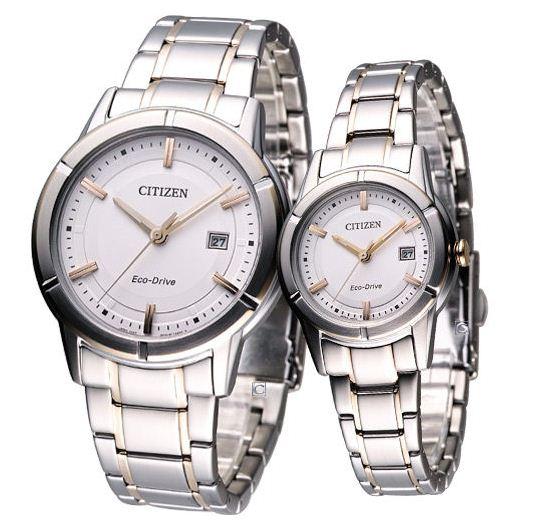 Đồng hồ Citizen AW1084-51A và FE1034-59A