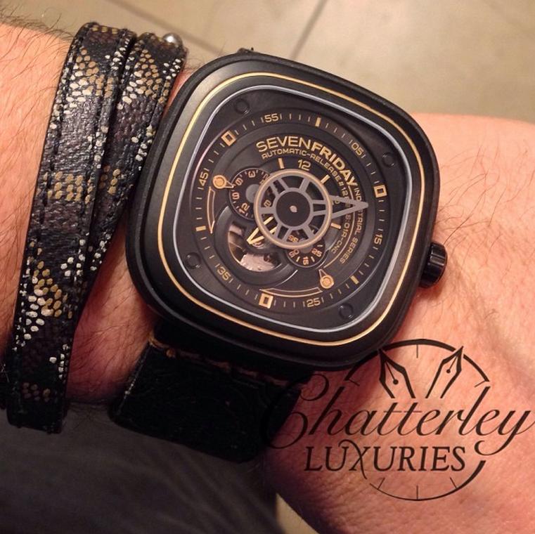 Đồng hồ Sevenfriday P2-2 đẳng cấp sang trọng