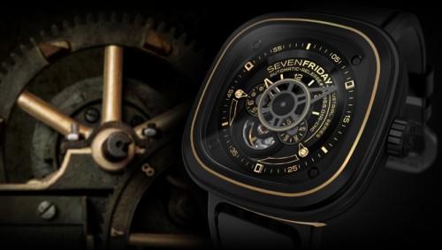 Đồng hồ Sevenfriday P2-2 máy Automatic