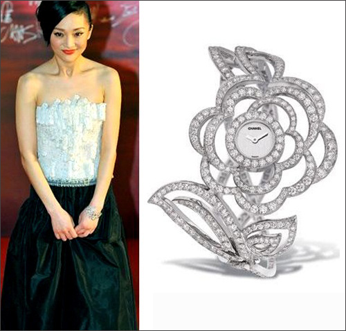 Đồng hồ hàng hiệu thời trang sành điệu Chanel