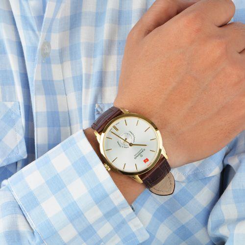 Đồng hồ nam đẹp đeo tay