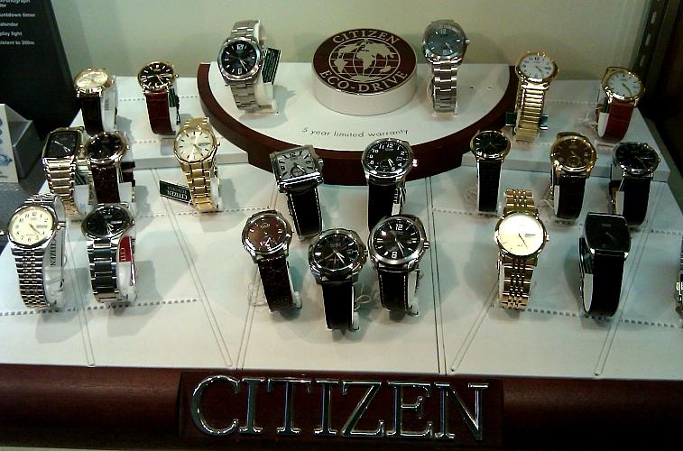 Đồng hồ Citizen đa dạng mẫu mã
