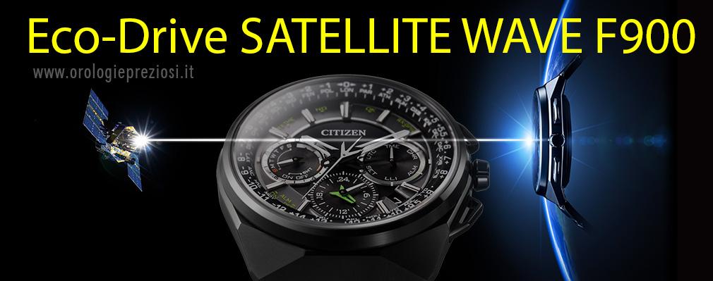 Đồng hồ Citizen Eco-Drive Satellite 2015 cao cấp