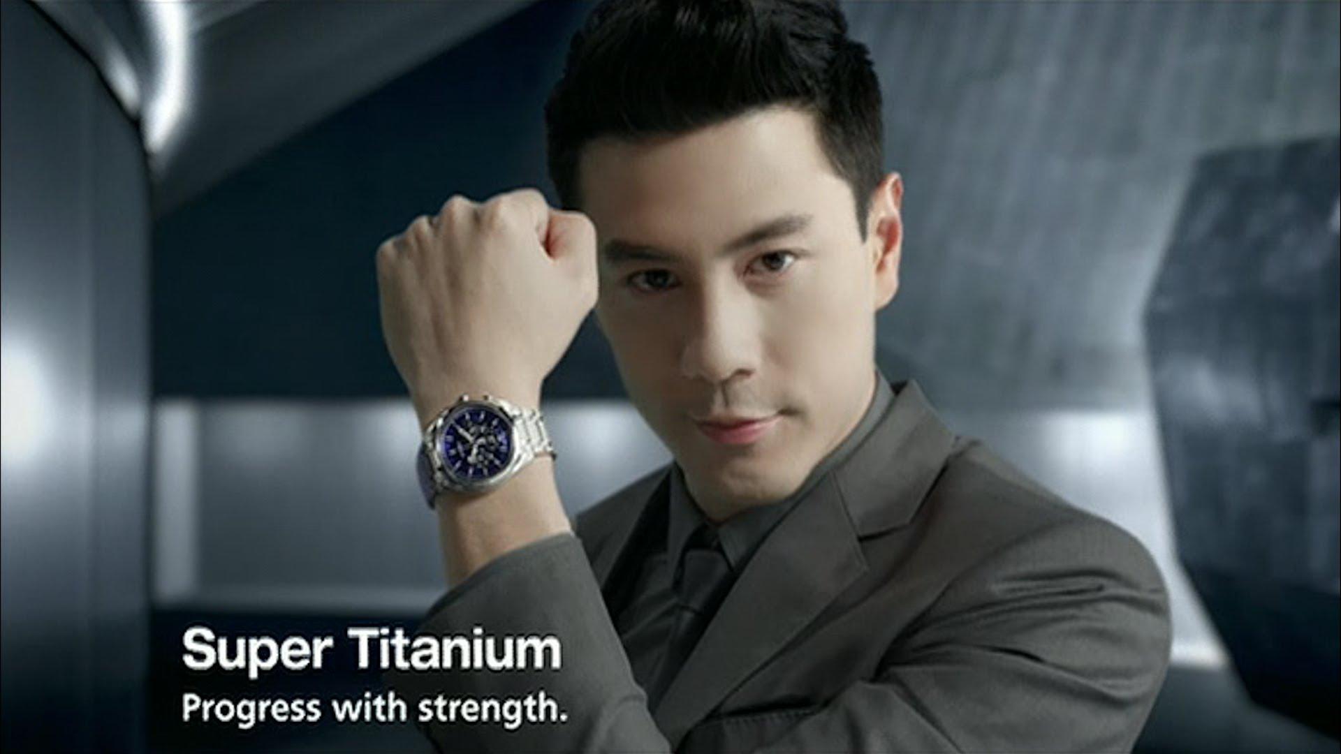 Khám phá đồng hồ Citizen Supper Titanium cao cấp