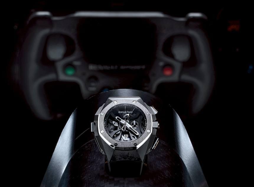 Đồng hồ đẹp hấp dẫnRoyal Oak Concept Laptimer