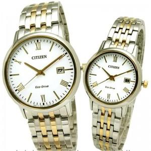 Đồng hồ nam Citizen BM6774-51F và EW1584-59A