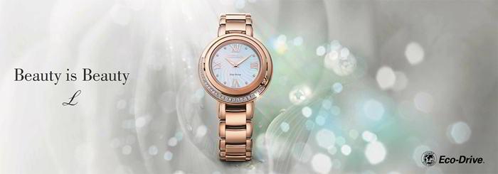 Đồng hồ Citizen nữ sang chảnh trên đôi tay
