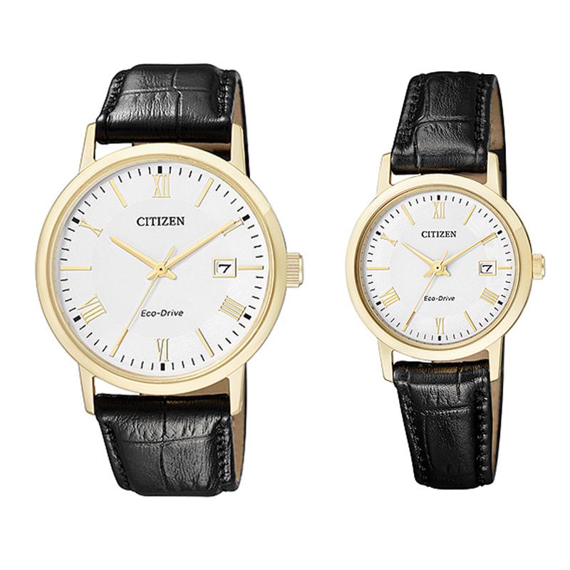 Đồng hồ Citizen BM6772-05A và Citizen EW1282-03A nữ