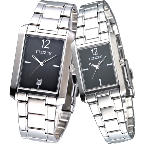 Đồng hồ Citizen đôi BD0030-51E và ER0190-51E