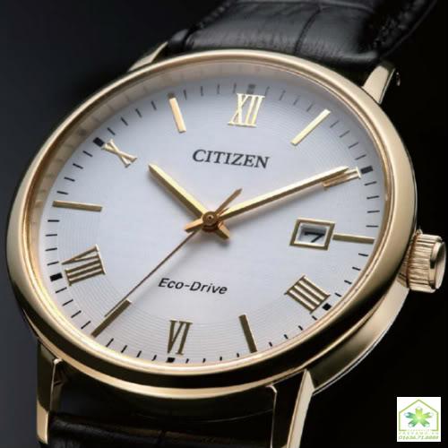 Đồng hồ Citizen EW1282-03A nữ chi tiết mặt số