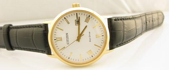 Đồng hồ Citizen EW1282-03A nữ mặt trắng